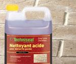 enviromat nettoyant acide dalles pavés