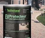 enviromat protecteur EV dalles pavés