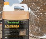 enviromat shampoing dalles pavés